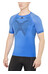 X-Bionic Running TWYCE Shirt Short Sleeve Men French Blue/Black